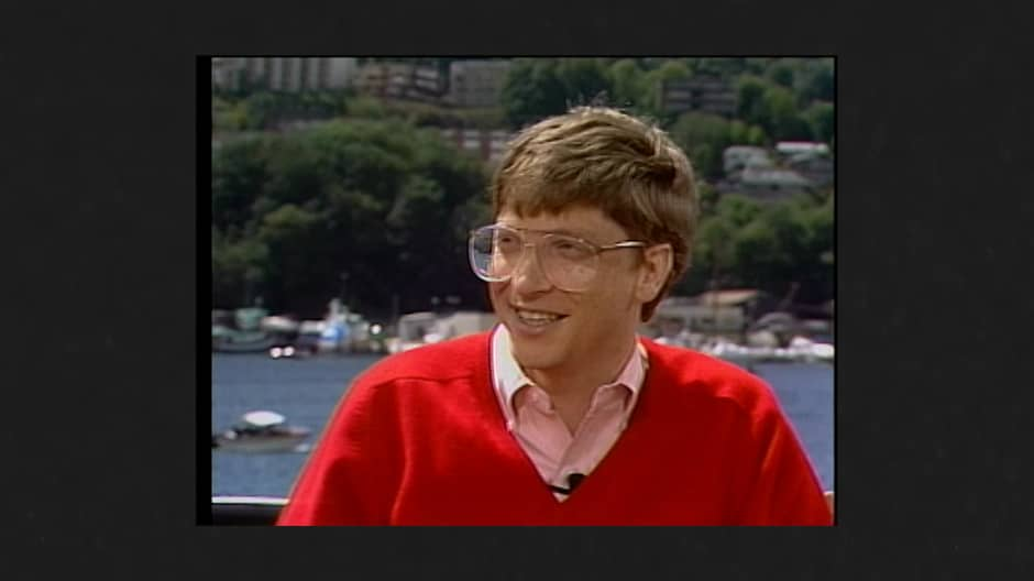 Watch 33-year old Bill Gates explain his hiring process and why he moved Microsoft to the Seattle area