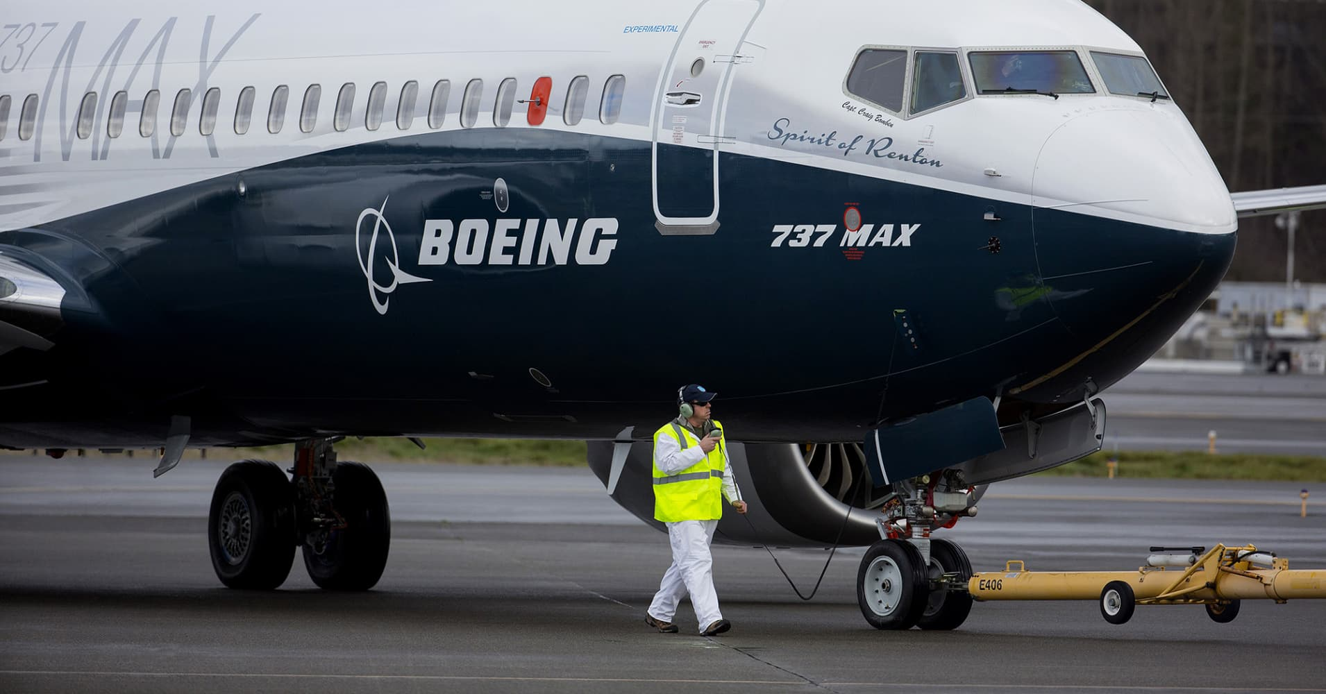 Boeing CEO restates 'relentless commitment' to safety