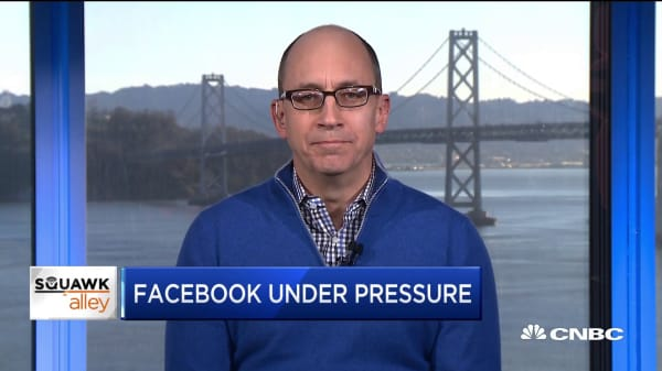 Watch CNBC's exclusive interview with former Twitter CEO Dick Costolo