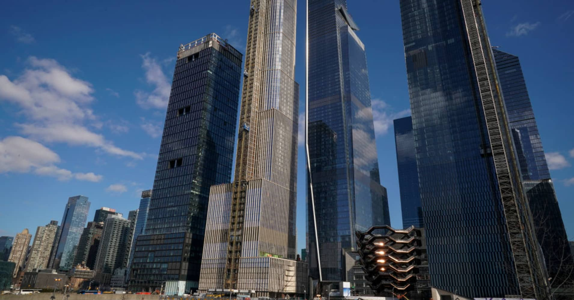 Hudson Yards may be the moment of truth for how online brands compete in the real world