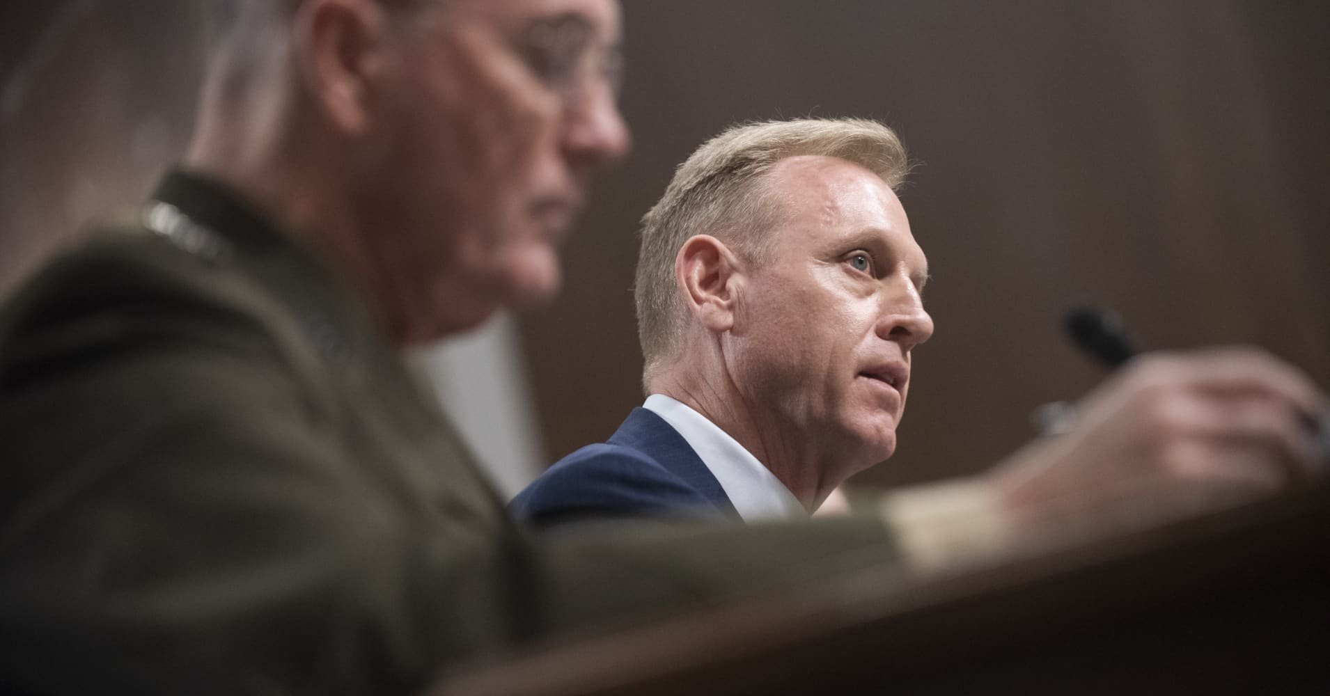 America's top defense officials say Google's work in China benefits Beijing's military