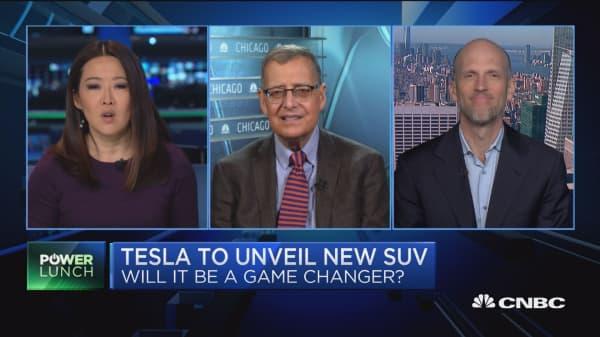 Demand is weak, but Tesla still has best product offering: JMP analyst
