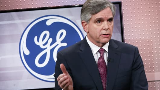 Larry Culp, CEO, General Electric