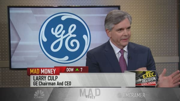 We'll win by sharing our issues and a stronger balance sheet: GE CEO