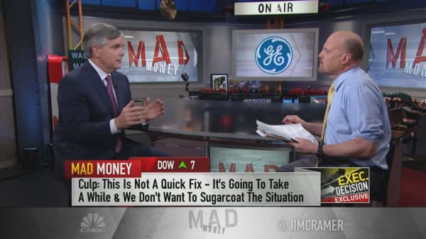 GE CEO: Playing to win with transparency and a stronger balance sheet