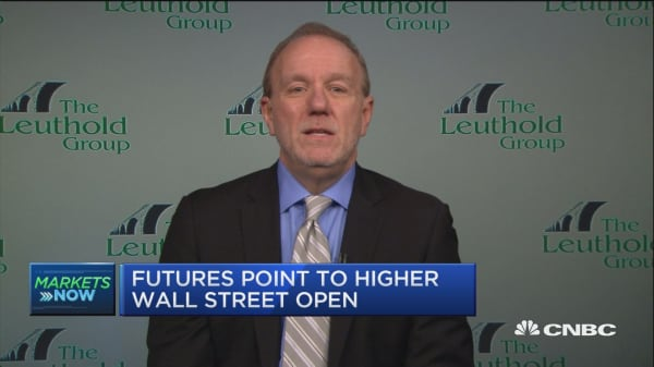 The market is in a 'sweet spot', Leuthold strategist says