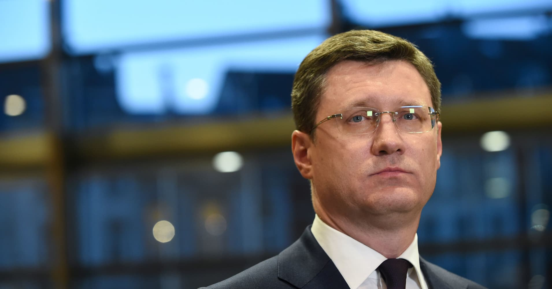Russia will be fully compliant with OPEC-led supply cuts by April, energy minister says