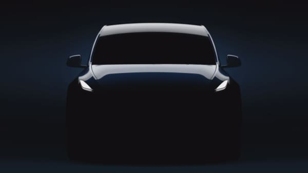 Elon Musk reveals the Model Y, Tesla's newest SUV