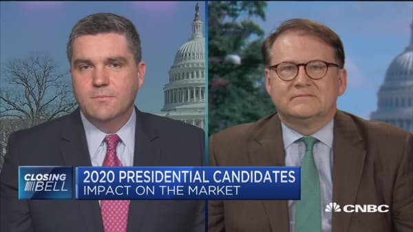 Expert: The 2020 election is about the president and Senate for markets
