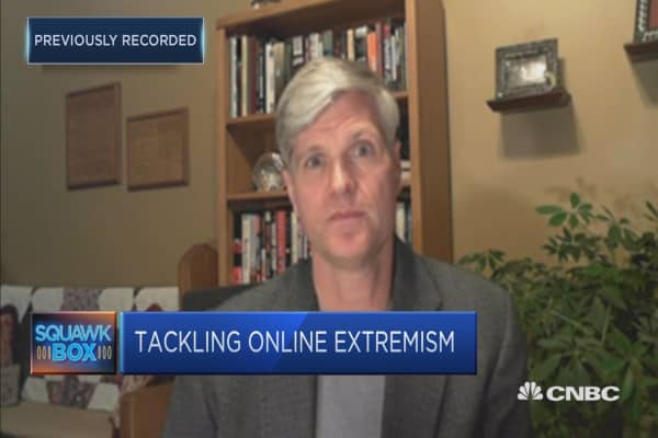 'See something, say something' to tackle online extremism: Stratfor