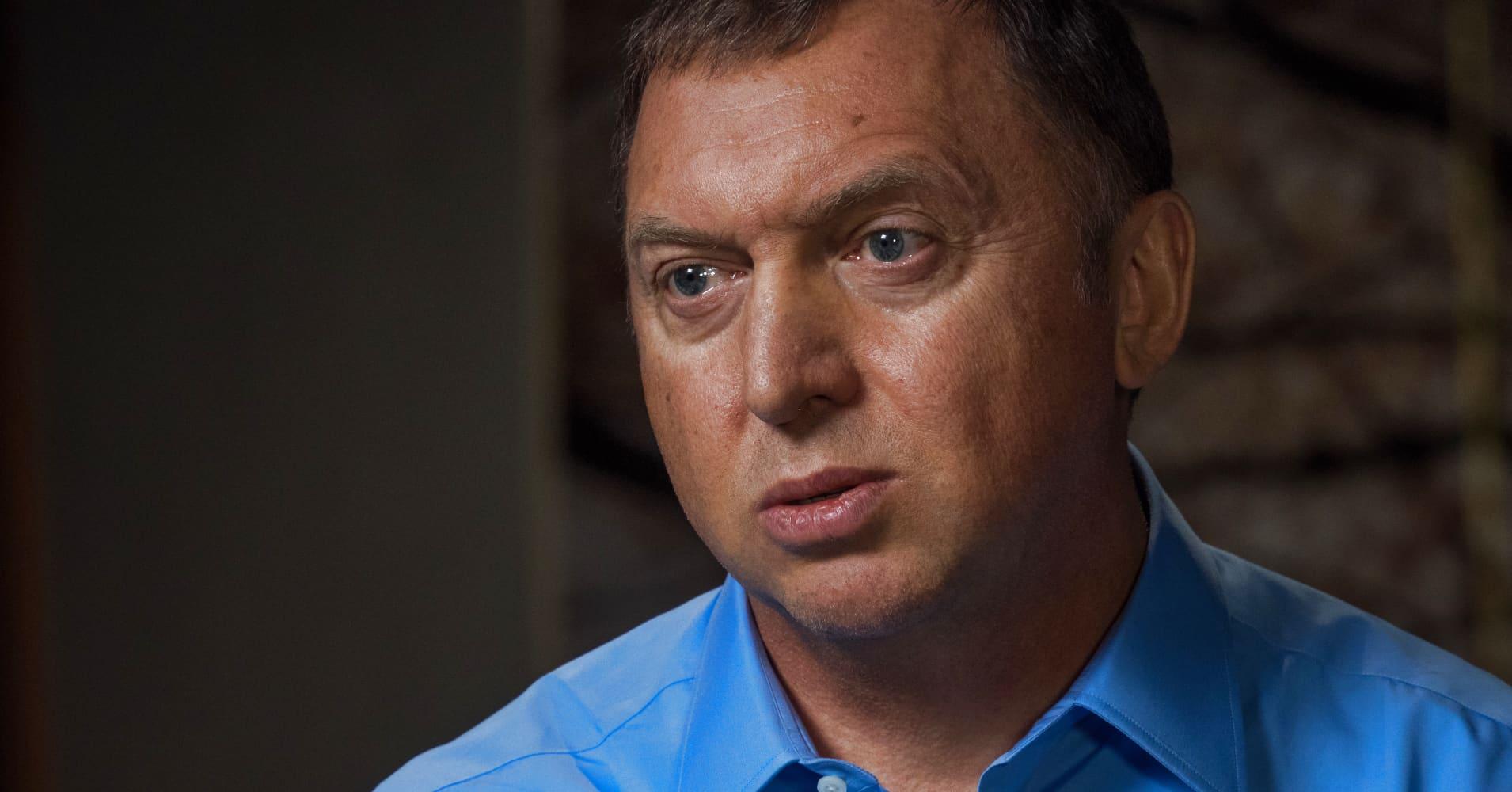 Oleg Deripaska calls allegations over ties with Paul Manafort 'very absurd'