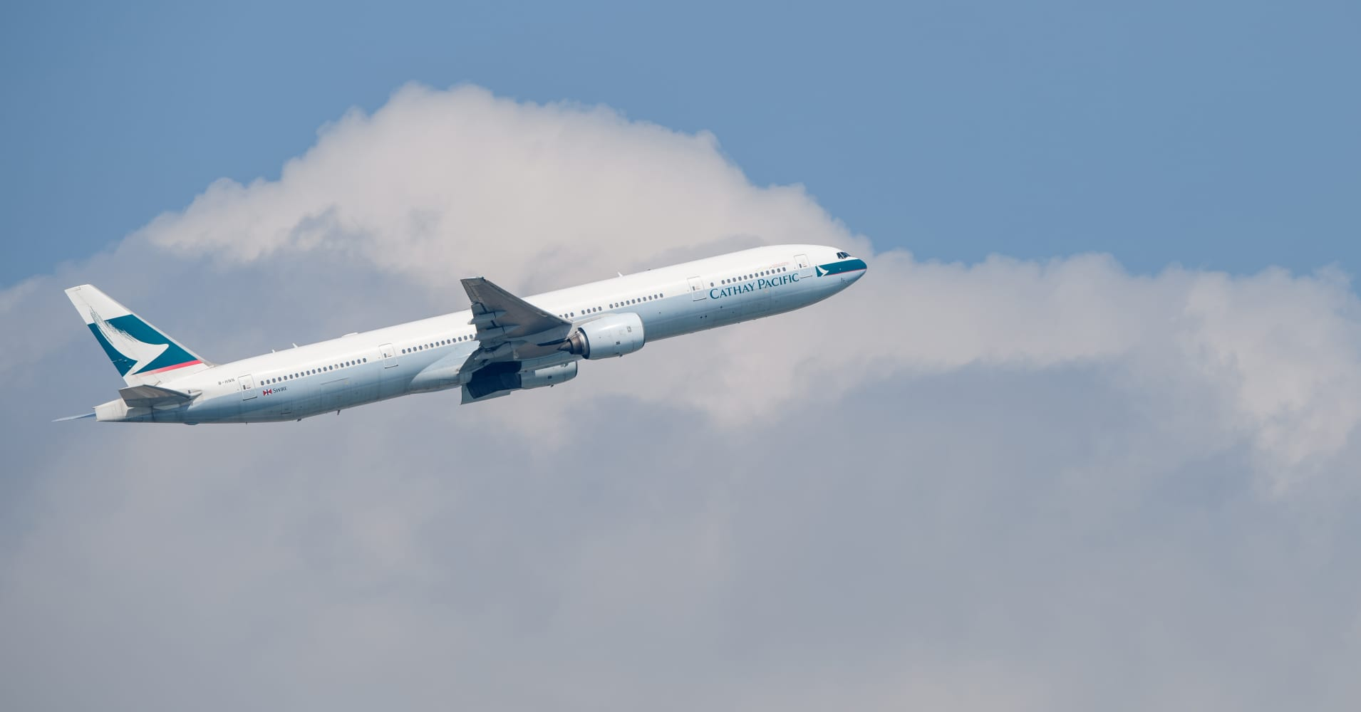 Cathay Pacific says new budget airline would serve 'unique market segment'