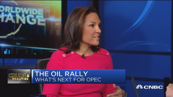 Helima Croft on the oil rally