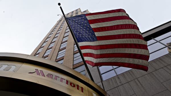 Marriott International CEO Arne Sorenson on growth plans, data breach