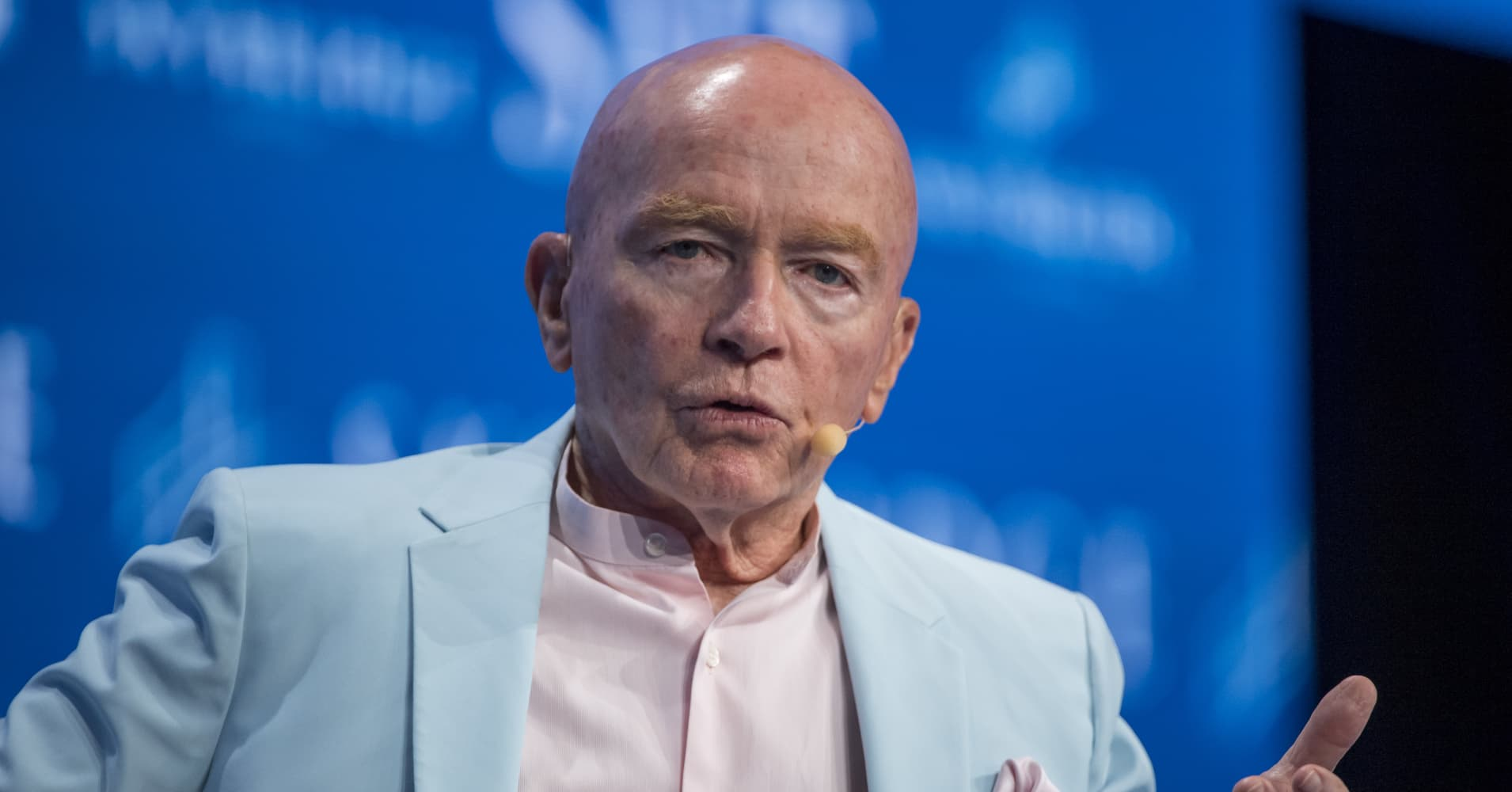 Mark Mobius says Brexit could be 'terrific' for emerging markets