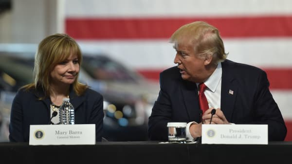 Trump pressures General Motors to reopen its Lordstown, Ohio plant