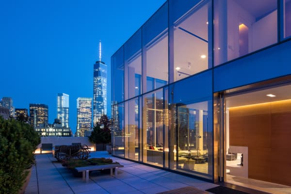 This $45 million NYC penthouse is seen on