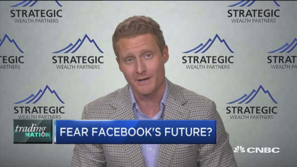 Trading Nation: Facebook's targeted advertising business