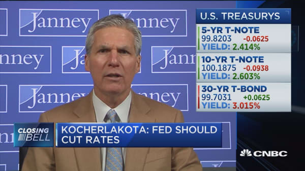 No expectation of a change in rates at Fed meeting, says pro