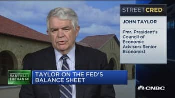 Santelli Exchange: John Taylor on the Fed