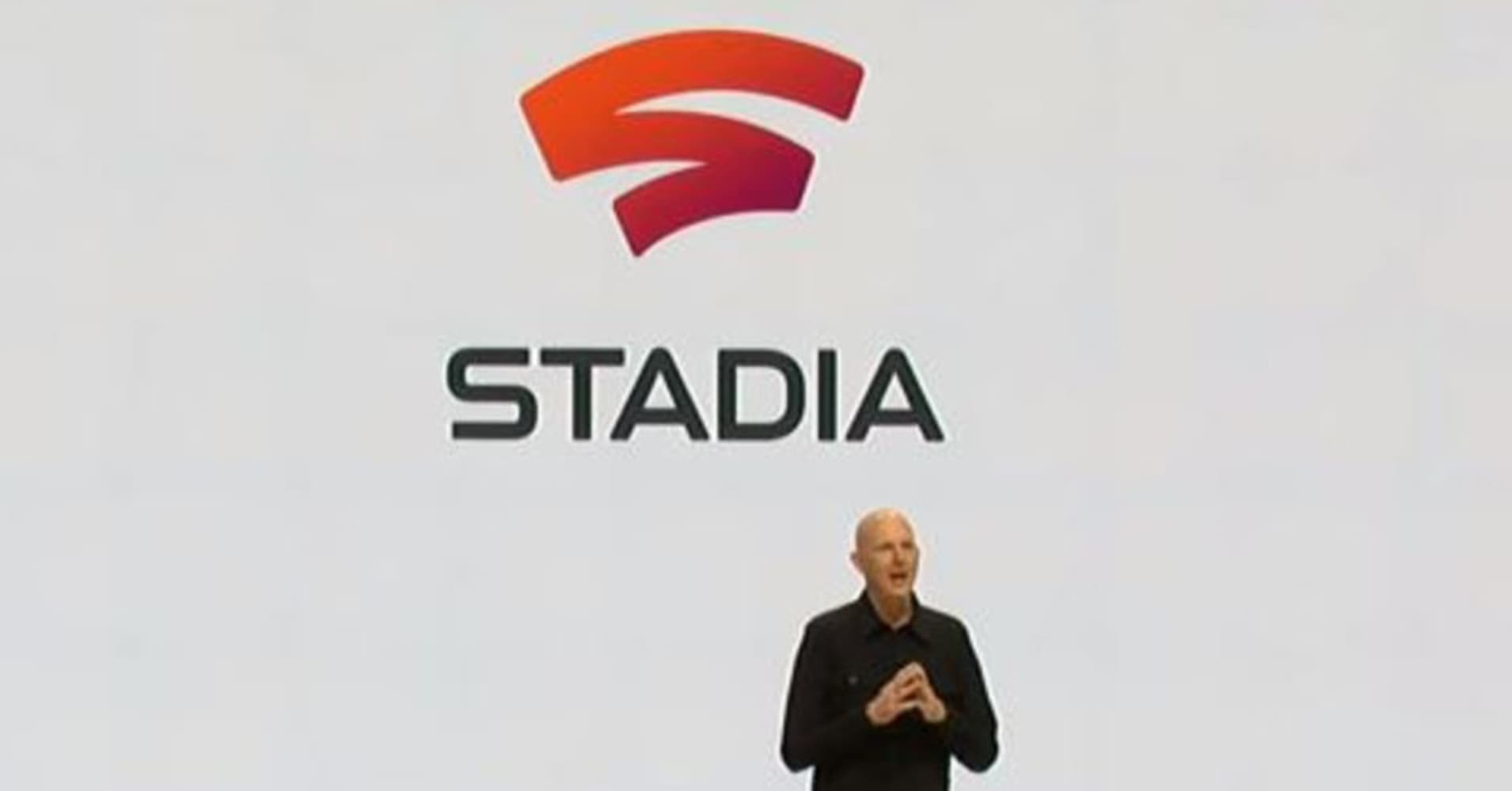 Google announces Stadia streaming game platform in effort to upend the $140 billion game market