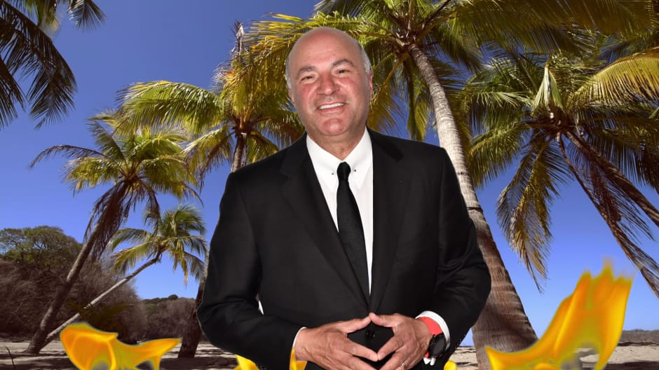 'Shark Tank' star Kevin O'Leary: Retiring early 'doesn't work' — here's what to do instead