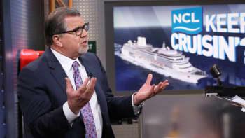 Frank Del Rio, CEO, Norwegian Cruise Line