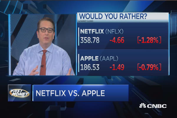 As Apple enters the streaming wars, will Netflix be dethroned? thumbnail