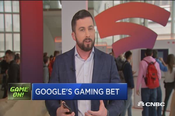 Google unveils 'Netflix of gaming' with Stadia thumbnail