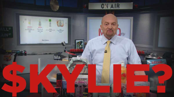 Cramer Remix: You can't invest in Kylie Jenner, but this stock could help