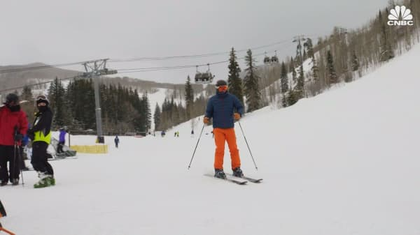 Climate change already taking a toll on the $20 billion ski industry