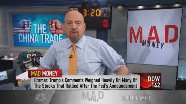 Cramer: US-China trade talks is now more about a 'trust gap' than the 'trade gap'