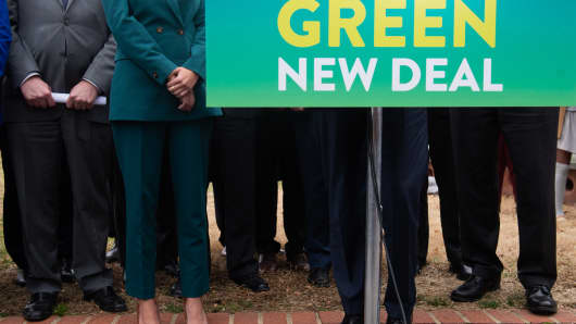 GOP uses Green New Deal to hurt Democrats as it plots to retake California House seats