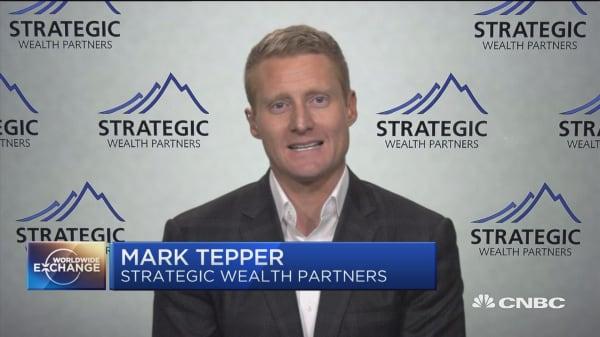 Mark Tepper talks market trends