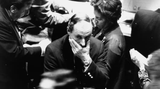 Stock market's fourth-quarter crash and comeback draws comparisons on Wall Street to '87, '95