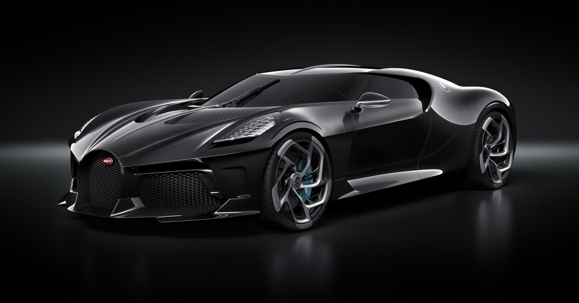 Take A Look: Bugatti's La Voiture Noire Car Just Sold For