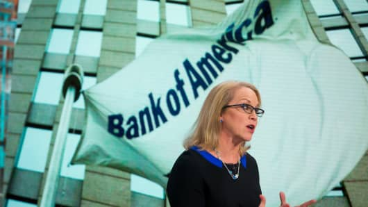 Bank of America tech chief is skeptical on blockchain even though BofA has the most patents for it