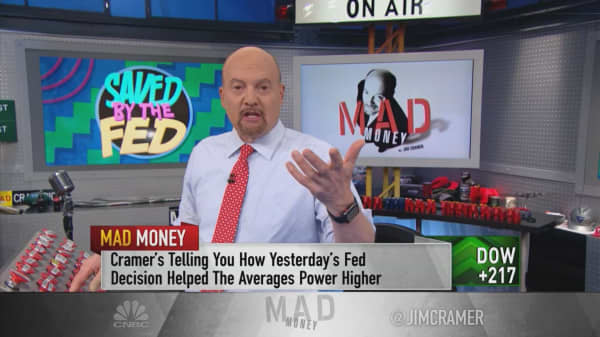 Cramer: Investors need a new playbook after Fed ends rate hikes