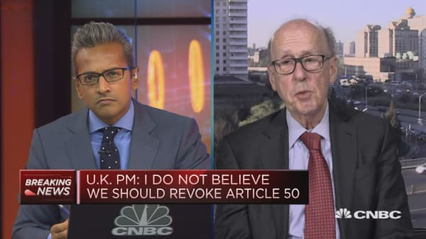 'Survivability' of the EU is a serious question: Stephen Roach