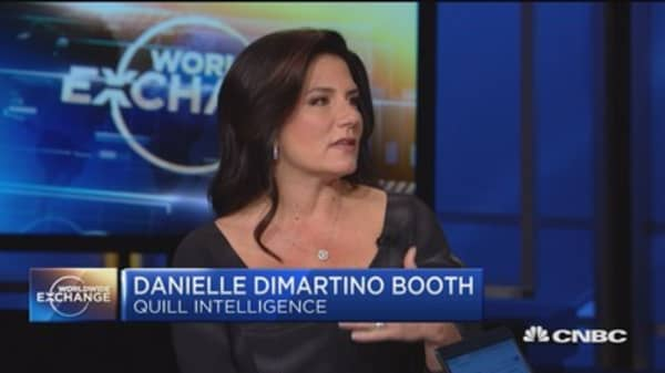 DiMartino Booth: Sell-side economists will soon be forced to take up their recession forecasts