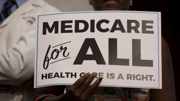 Former Aetna CEO Mark Bertolini on 'Medicare for All': No one can explain to me what it is