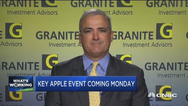 This trader expects Apple streaming platform to make things easier