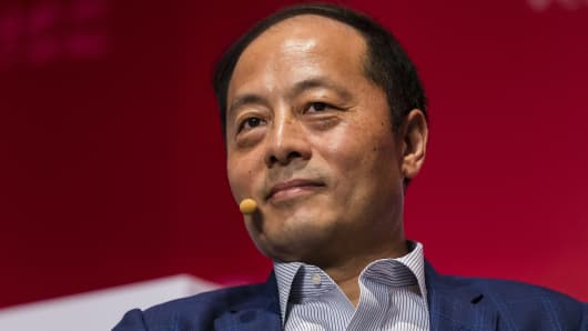 Private Equity Chief Says He's Bullish on A.I. In China