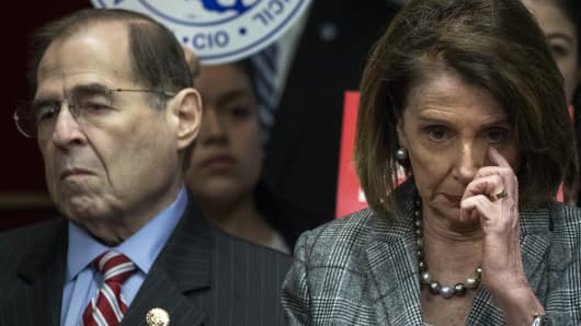 House Judiciary Chairman Nadler says obstruction evidence against Trump 'impeachable' if proven
