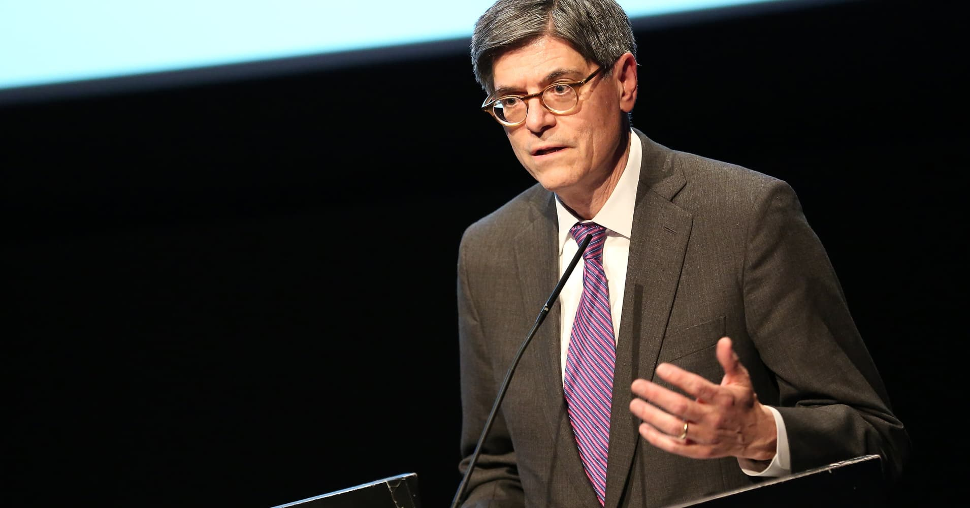 'More bumps in the road' before US-China trade deal, former Treasury Secretary Jack Lew warns