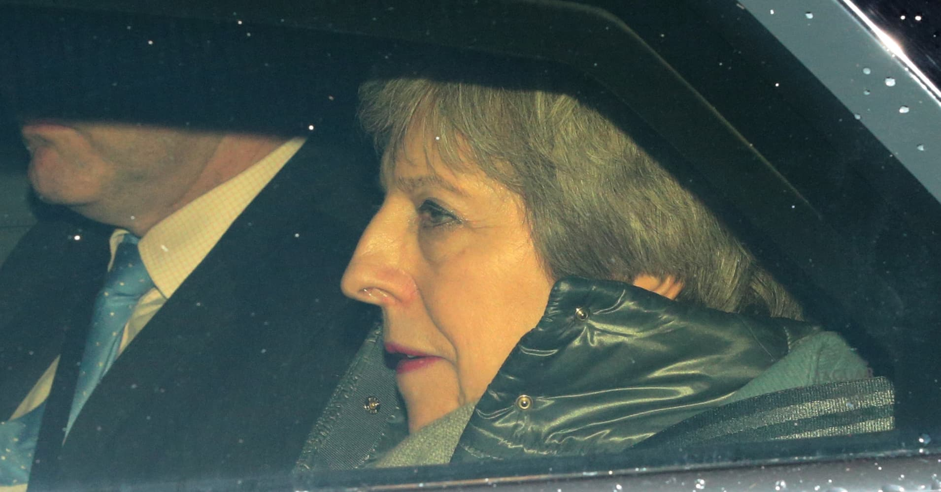 With rumors of a Brexit coup, Theresa May's leadership looks 'extremely fragile'