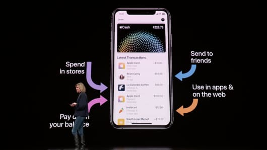Apple unveils new credit card: The Apple Card