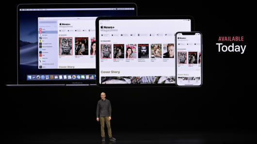 Apple's spring TV and news event: recap