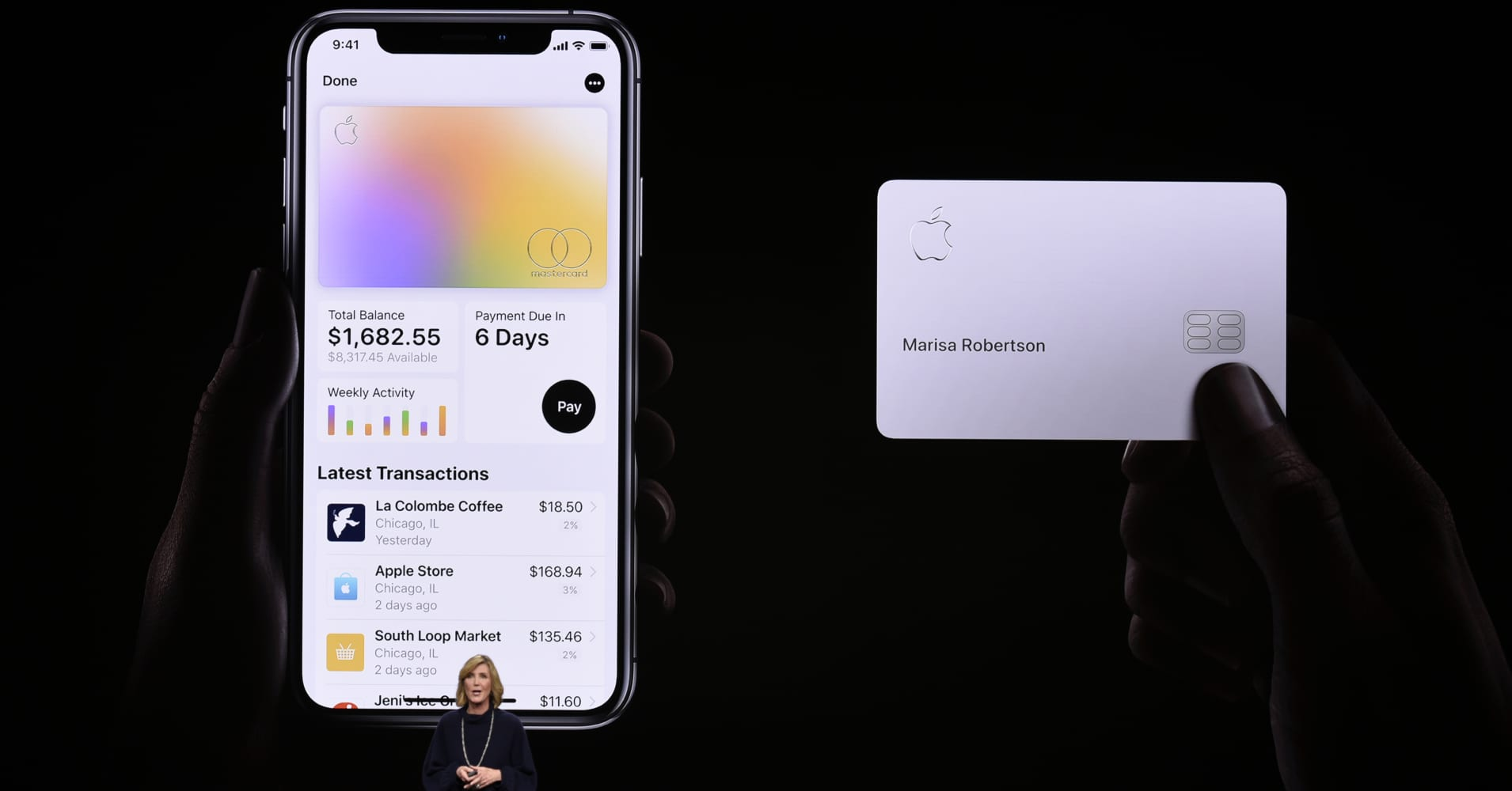 3f1ae6a6128c55 Goldman Sachs hints that Apple Card will be rolled out internationally