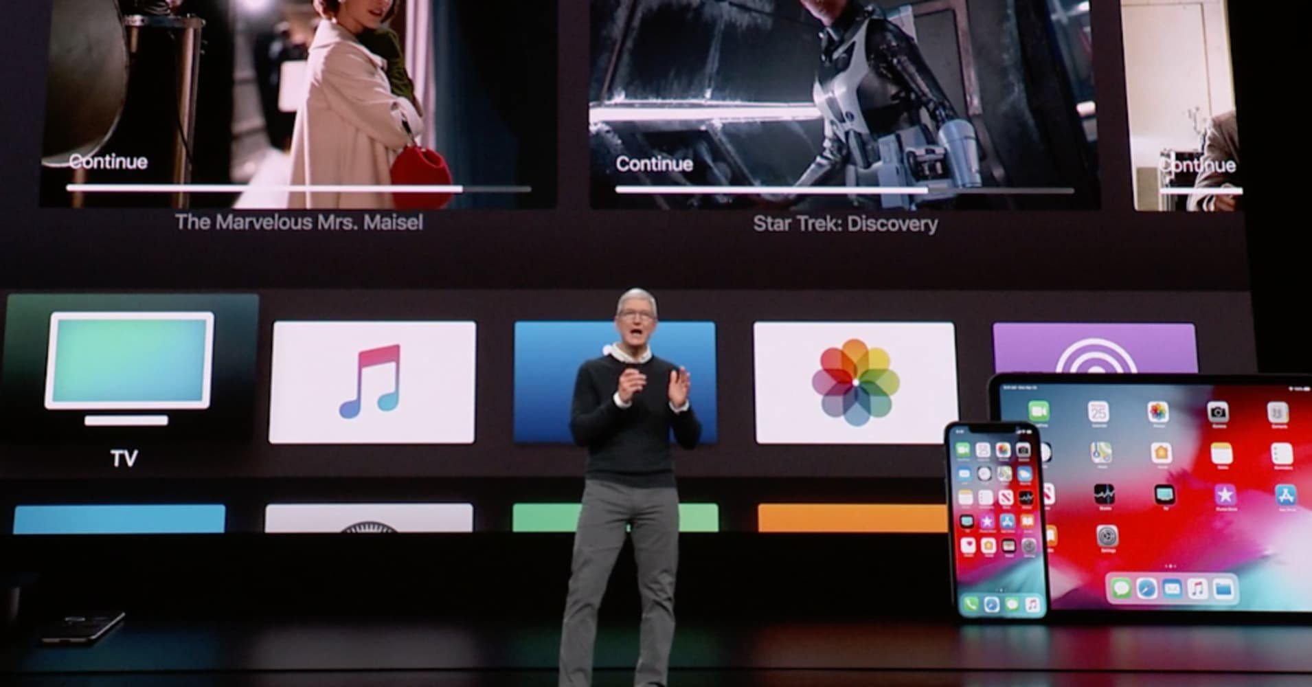 cnbc.com - Todd Haselton - Apple just announced its streaming TV service called Apple TV+